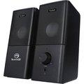 Obrázok pre výrobcu Marvo reproduktory SG-117, 2.0, 6W, čierne, regulácia hlasitosti, herná, 200Hz-16kHz