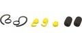 Obrázok pre výrobcu Jabra díl: Steel Eargel pack (3 Eargels+2 Earhook)