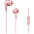 Obrázok pre výrobcu Pioneer stylová špuntová sluchátka, mikrofon růžová