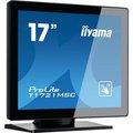 "Obrázok pre výrobcu 17"" LCD iiyama T1721MSC-B1 -5ms,1000:1,250cd,kapac"