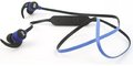 Obrázok pre výrobcu Xblitz Pure, slúchadlá, ovládanie hlasitosti, čierno-modrá, špuntové, bluetooth