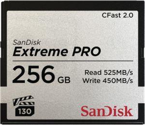 Obrázok pre výrobcu SanDisk Extreme Pro CFAST 256GB 525MB/s