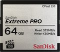 Obrázok pre výrobcu SanDisk Extreme Pro CFAST 64GB 525MB/s