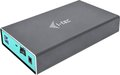 "Obrázok pre výrobcu i-tec MySafe USB 3.0, External case for hard drive 3.5"" SATA I/II/III HDD/SSD"