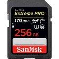 Obrázok pre výrobcu SanDisk Extreme Pro SDXC 256GB 170MB/s V30 UHS-I