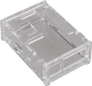 Obrázok pre výrobcu RASPBERRY Trans. skrinka Raspberry Pi B+/2B/3B/3B+