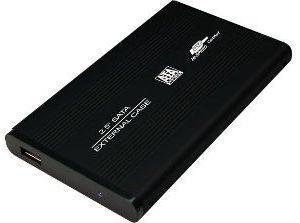 """Obrázok pre výrobcu LOGILINK - Rámček pre 2.5"""" SATA HDD USB 2.0 čierny"""
