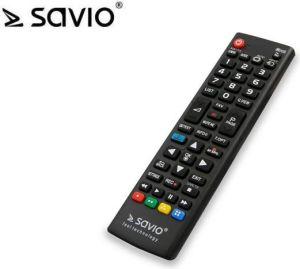 Obrázok pre výrobcu SAVIO RC-05 Univerzálny diaľkový ovládač pre televízory LG