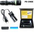 Obrázok pre výrobcu Svítilna PS CREE LED 3W nabíjecí