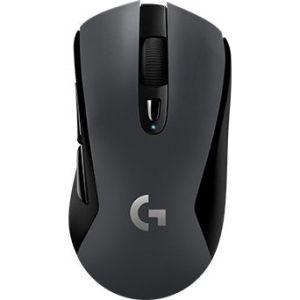 Obrázok pre výrobcu Logitech Myš G603, 12000DPI, Bluetooth, optická, 6tl., 1 koliesko, bezdrôtová, čierna, 2 ks AA, možnosť využitia iba 1x AA, herná