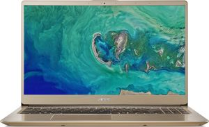 """Obrázok pre výrobcu Acer Swift 3 i3-8130U/4GB+N/256GB SSD+N/HD Graphics/15.6"""" FHD IPS LED matný/BT/W10 Home/Gold"""