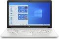 Obrázok pre výrobcu HP 17-by3000nc, i3-1005G1, 17.3 HD+/SVA, UMA, 8GB, SSD 256GB, noODD, W10, Natural silver