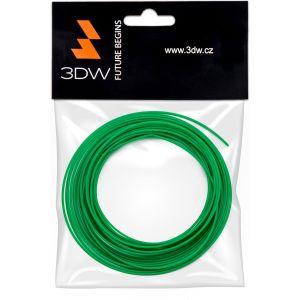 Obrázok pre výrobcu 3DW - PLA filament 1,75mm zelená, 10m, tisk 190-210°C