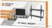 """Obrázok pre výrobcu Nástěnný držák pro TV Natec LM-55T 26""""-55"""", do 45kg, VESA max. 400x400mm, 10°regulace náklonu"""