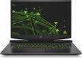 """Obrázok pre výrobcu HP Pavilion 17-cd0013nc Mallorca/i7-9750H/8GB/256GB SSD+2TB/GTX 1650/17,3"""" Slim FHD AG IPS/Win 10 Home/Black+green"""