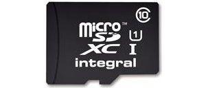 Obrázok pre výrobcu INTEGRAL Pamäťová karta Ultima Pro micro SDXC UHS-1 32GB 90 MB/s no Adapter