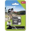 Obrázok pre výrobcu INTEGRAL Pamäťová karta pro Action Camera micro SDHC/SDXC 64GB (GoPro)