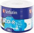 Obrázok pre výrobcu Verbatim CD-R [ spindle 50 | 700MB | 52x | INKJET PRINTABLE ]