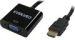 Obrázok pre výrobcu EVOLVEO HDMI - VGA adaptér