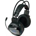Obrázok pre výrobcu Defender Warhead G-500, slúchadlá s mikrofónom, ovládanie hlasitosti, čierno-hnedá, hracie slúchadlá, 2x 3.5 mm jack + USB